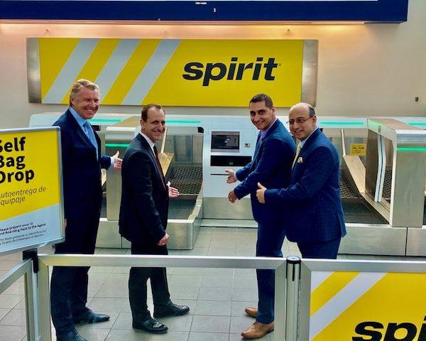 Spirit Airlines LaGuardia