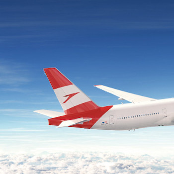 New trial Austrian airlines